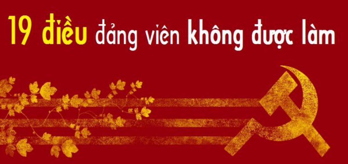 19 Dieu Dang Vien Khong Duoc Lam