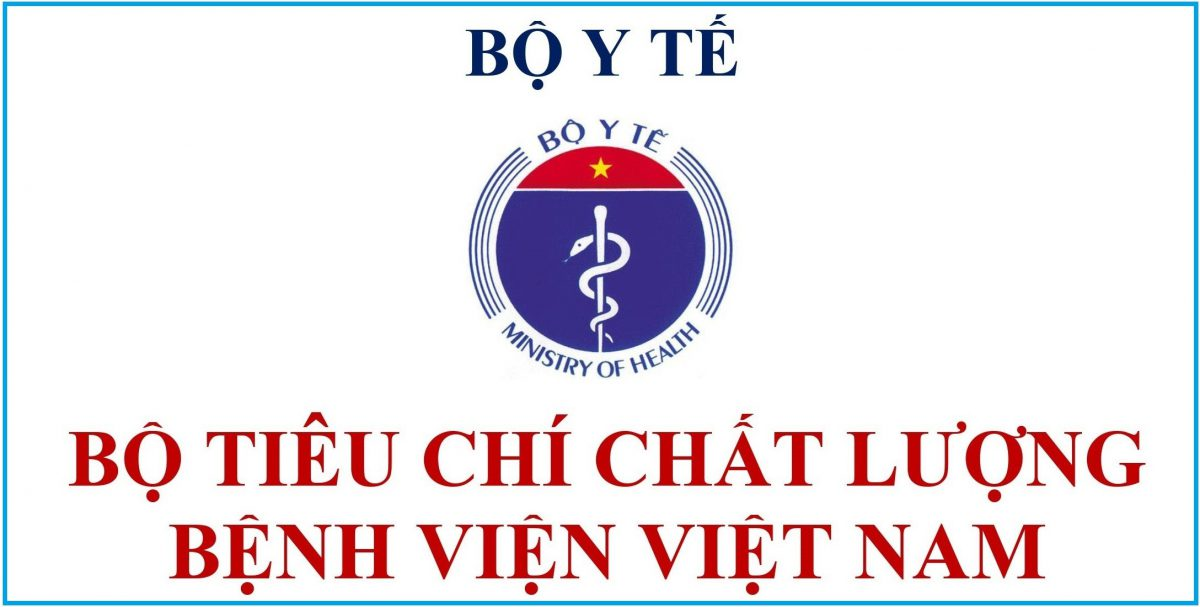 83 tieu chi danh gia chat luong benh vien