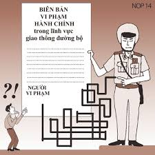 Bien Ban Vi Pham Hanh Chinh Trong Linh Vuc Giao Thong Duong Bobien Ban Vi Pham Hanh Chinh Trong Linh Vuc Giao Thong Duong Bo