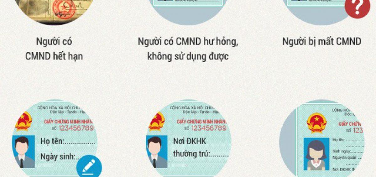 Bo Cong An Ra Quy Dinh Moi Ve Chuyen Tu Cmnd Sang Can Cuoc Cong Dan