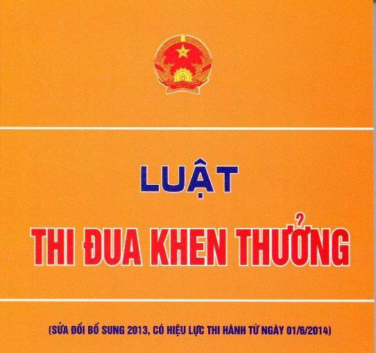 Luat Thi Dua Khen Thuong