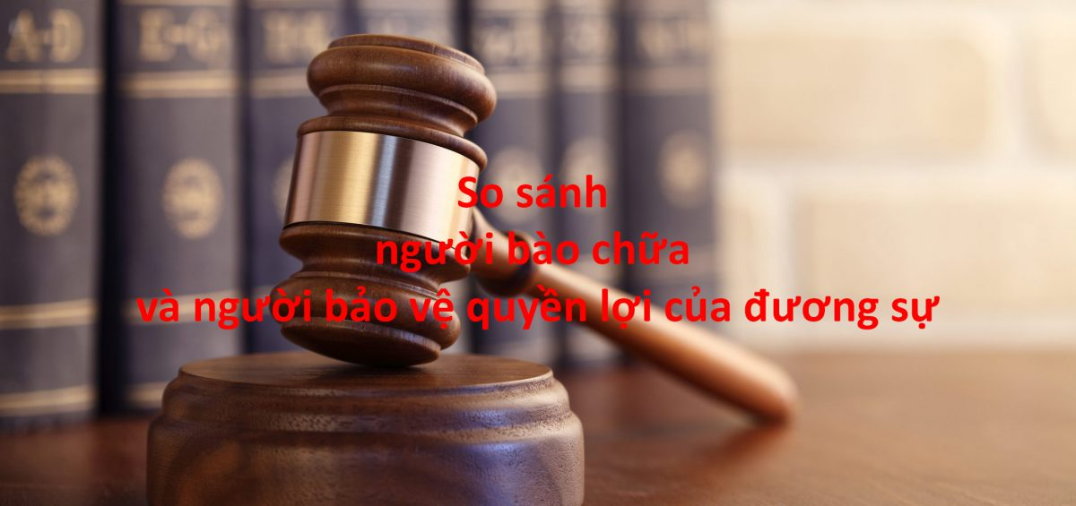 So Sanh Nguoi Bao Chua Va Nguoi Bao Ve Quyen Loi Cua Duong Su