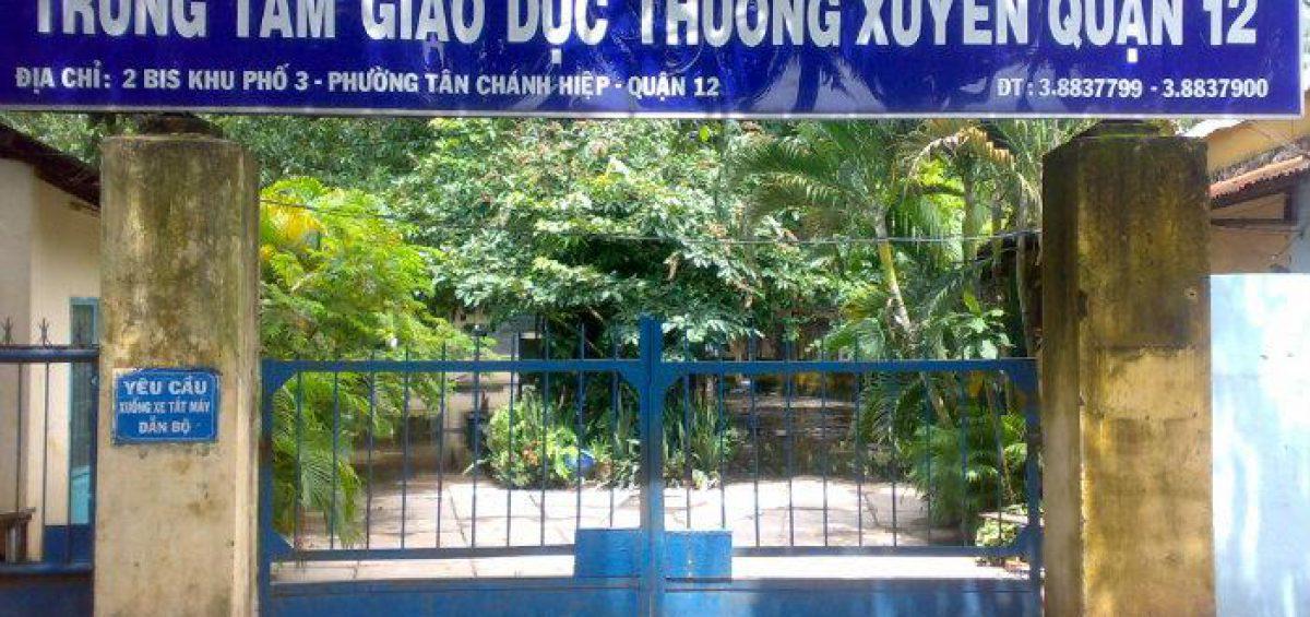 Trung Tam Giao Duc Thuong Xuyen Tieng Anh La Gi