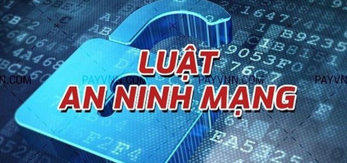 Luat An Ninh Mang