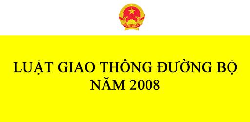 Luat Giao Thong Duong Bo 2008