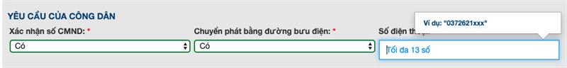 Dang Ky Lam The Can Cuoc Cong Dan Online 4