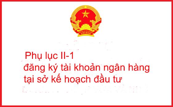 Dang Ky Tai Khoan Ngan Hang Voi So Ke Hoach Dau Tu