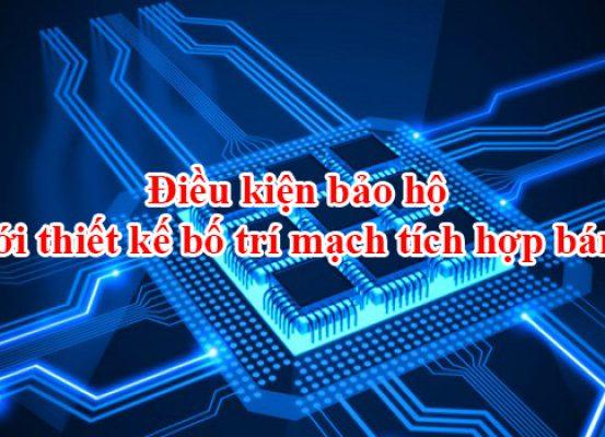 Dieu Kien Bao Ho Doi Voi Thiet Ke Bo Tri Mach Tich Hop Ban Dan