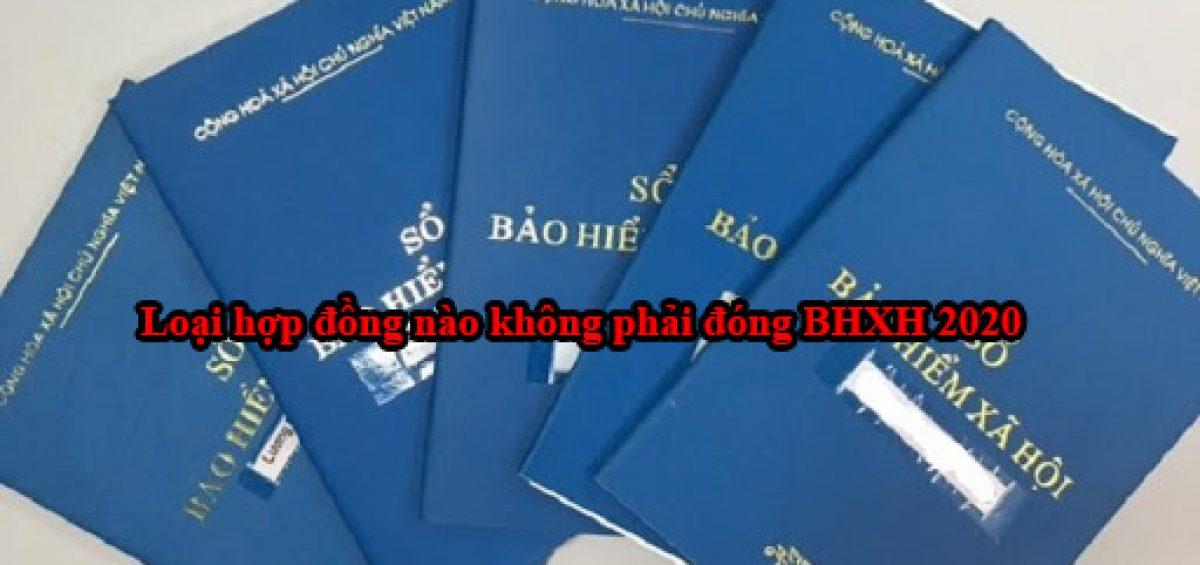 Loai Hop Dong Nao Khong Phai Dong Bhxh 2020 1