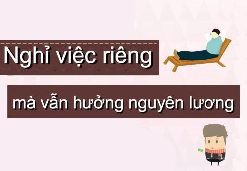 Nguoi Lao Dong Nghi Khong Luong Toi Da Bao Nhieu Ngay