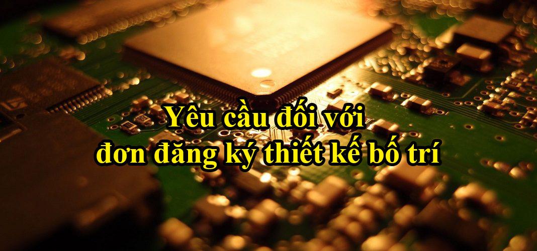 Yeu Cau Doi Voi Don Dang Ky Thiet Ke Bo Tri
