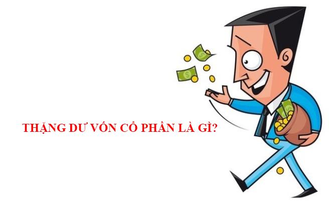 Thang Du Von Co Phan La Gi