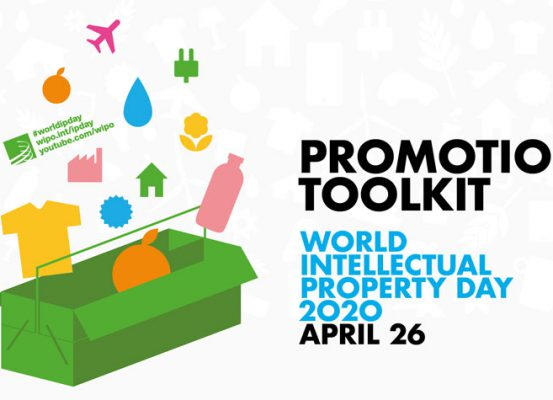 World Intellectual Property Day April 26 2020 Innovate For A Green Future