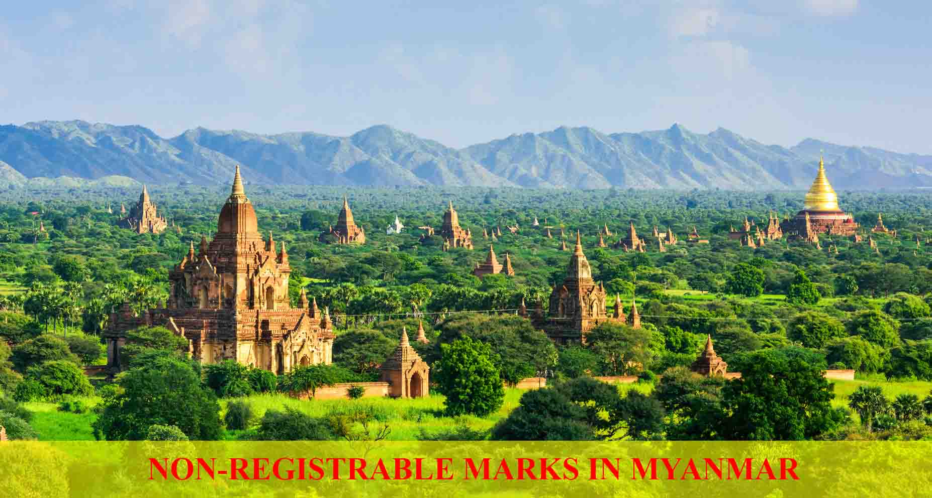 NON-REGISTRABLE MARKS IN MYANMAR