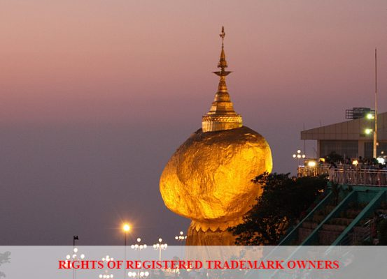 Rights Of Registered Trademark Owners
