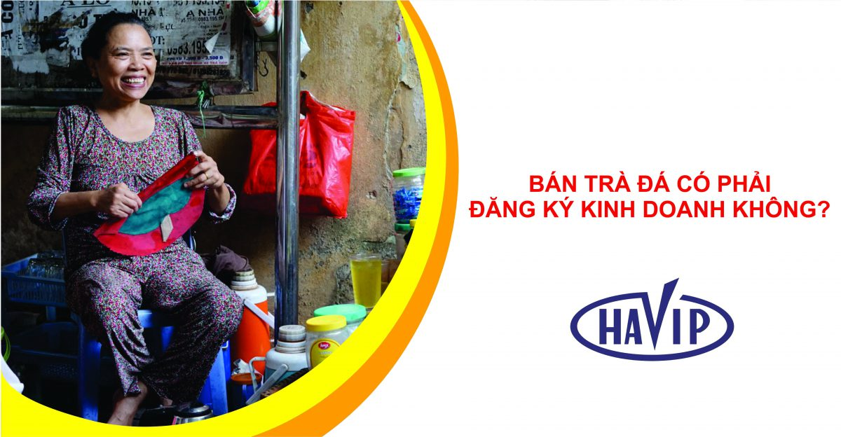 Ban Tra Da Co Phai Dang Ky Kinh Doanh Khong