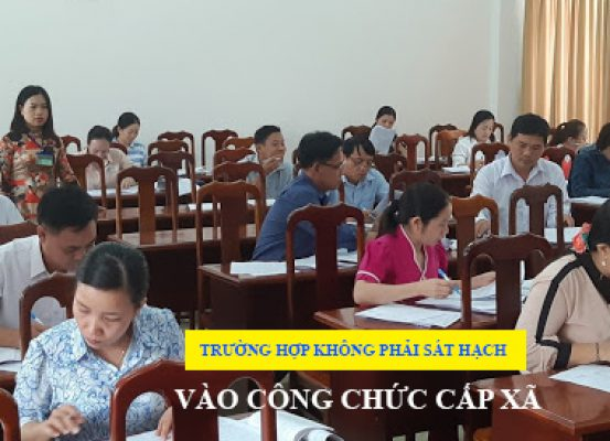 Chi Co 1 Truong Hop Khong Phai Sat Hach Vao Cong Chuc Cap Xa