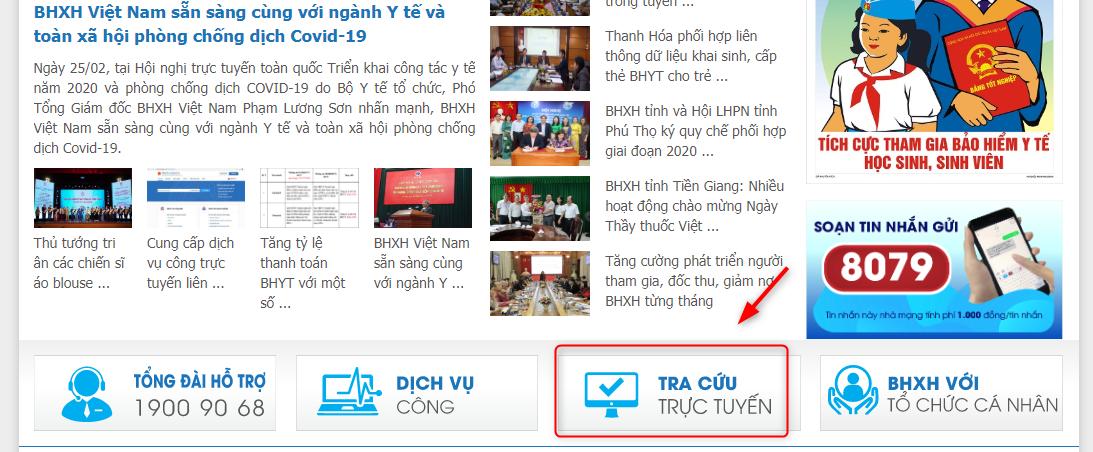 Huong Dan Chi Tiet Cach Tra Cuu Thong Tin The Bao Hiem Y Te