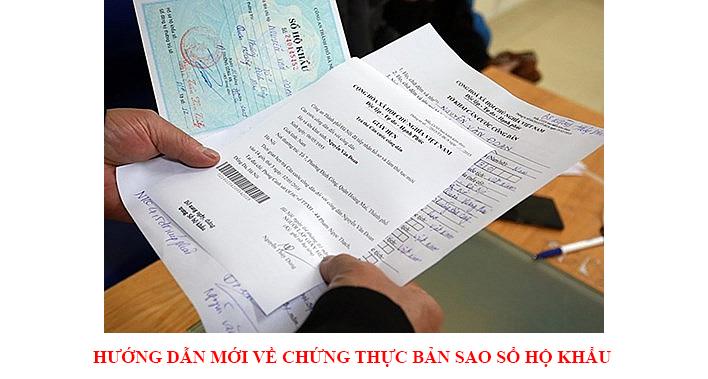 Huong Dan Moi Ve Chung Thuc Ban Sao So Ho Khau